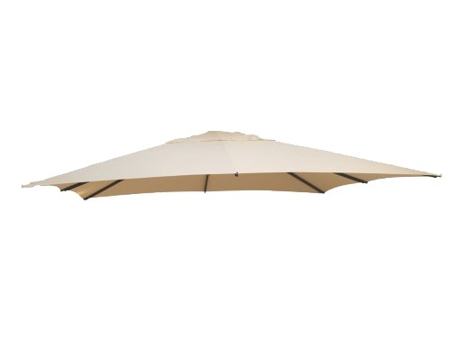 Olefin replacement canvas for Easy Sun parasol 320 , Beige