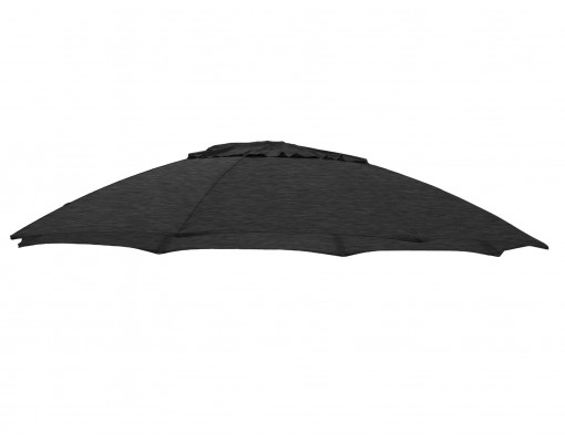 Canvas for Easy Sun parasol 375 Olefin Carbon