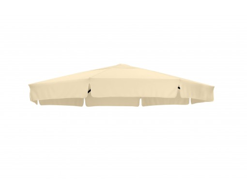 Olefin Beige replacement canvas for Easy Sun parasol 350