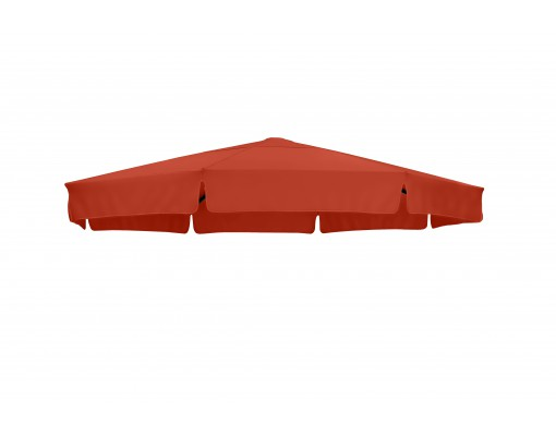Olefin replacement canvas for Easy Sun parasol 350, Terracotta