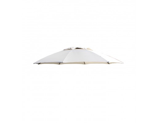 Olefin replacement canvas for Easy Sun parasol 375, Beige