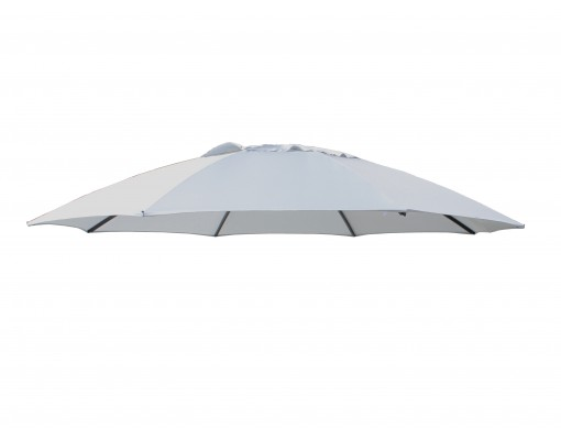 Polyester anthracite replacement for Easy Sun parasol 375