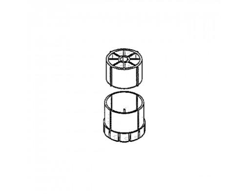 Base socket for Easy Sun parasols (before 2010)