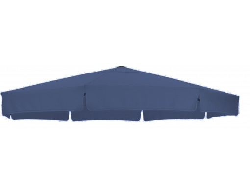 Olefin replacement canvas for Easy Sun parasol 350 Dark Blue