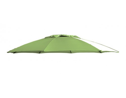 Olefin light green replacement canvas for Easy Sun parasol 375